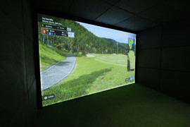 EYEXO Golf Simulator 2020