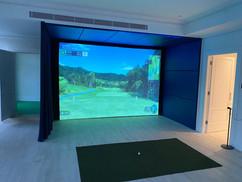 Sydney Golf Simulator Uneekor QED
