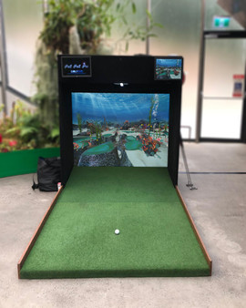 Mini Golf Simulator
