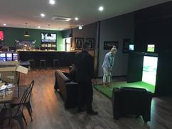 Mini Golf Simulator