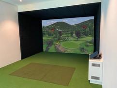 Bravo golf simulator Sydney