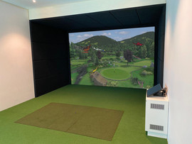 Bravo golf simulator Sydney