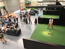 Warnambool Golf Simulator