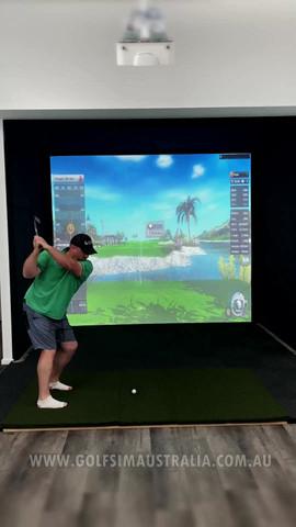 Horsham Bravo Golfsim