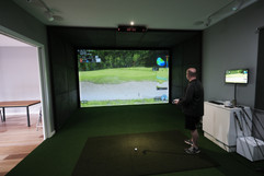 EYEXO Golf Simulator 2020