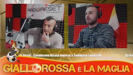 """""""Giallorossa è la maglia"""" post Lecce-Benevento"""