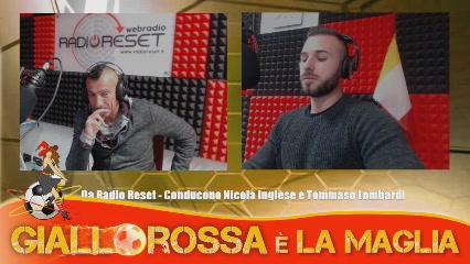 """""""Giallorossa è la maglia"""" anteprima Cosenza-Benevento"""