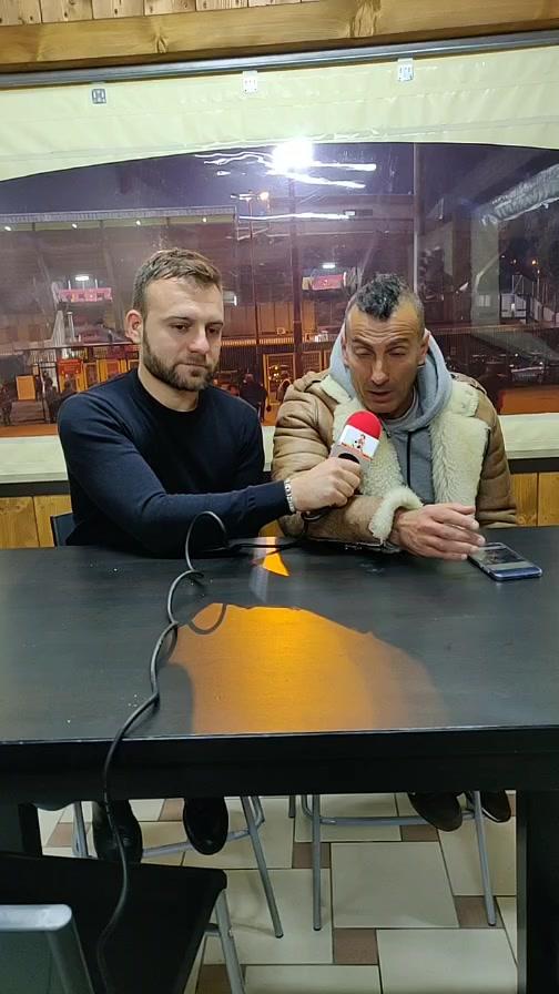 Studio Stadio post partita Benevento-Cittadella Coppa Italia