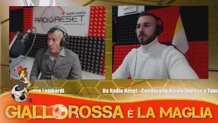 """""""Giallorossa è la maglia"""" anteprima Benevento-Verona"""