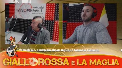 """""""Giallorossa è la maglia"""" post Cosenza-Benevento"""