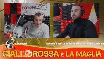 """""""Giallorossa è la maglia"""" anteprima Lecce-Benevento"""