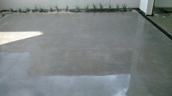 Concrete clean and seal Houston
