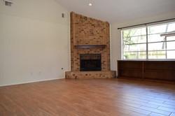 Wood plank tile - Houston TX