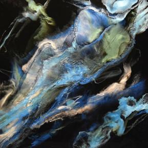 Midnight Bloom - Houston Contemporary Art