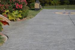 Concrete Stamping - Houston TX