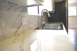 New Counters and sink - Hosuton