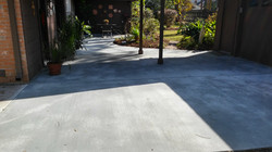Patio and Driveway Install - Cypress