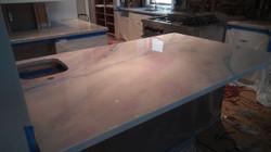 Marble Epoxy Countertops - Houston