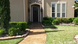 Decorative Walkway Coating - Cypress