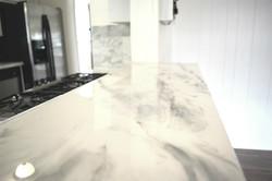 Marble Look Countertops - Cypress tx
