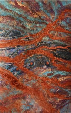 Geologic Art by Hosuton Artist