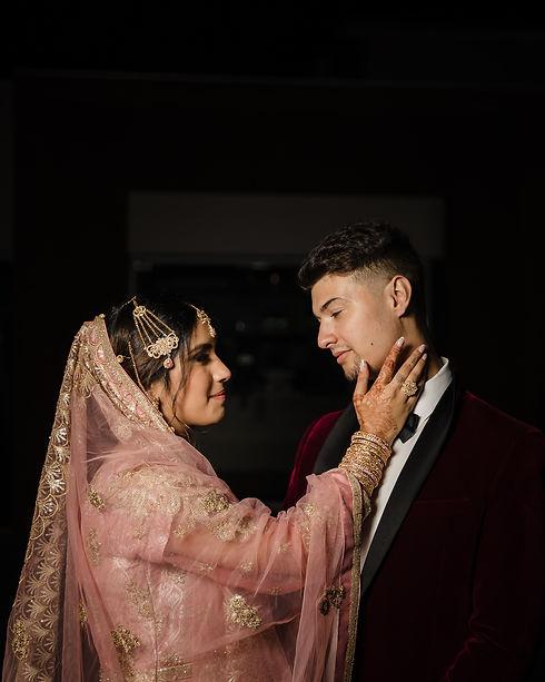 Indian wedding at fusion 6