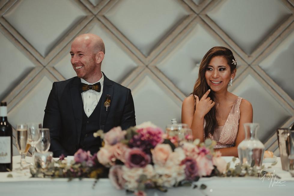 Perth Wedding Photographer, Wedding Reception - Gonzalo Novoa Photography at Caversham House, Caversham, WA