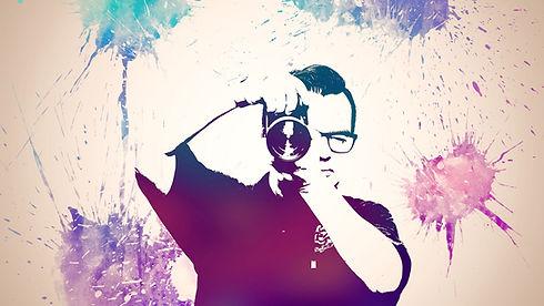 Abstract photo of Gonzalo Novoa, Perth Wedding Photographer