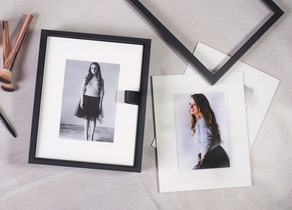 Gonzalo Novoa Photography - Black Timber Folio Box with acrylic lid