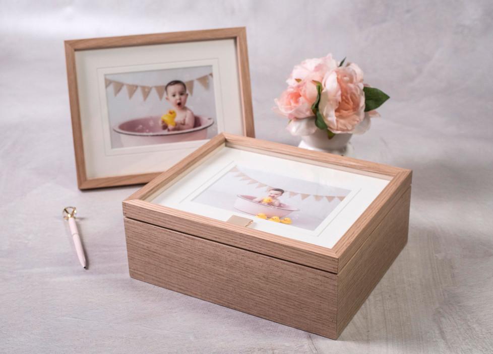 Gonzalo Novoa Photography - Oak Timber Folio Box