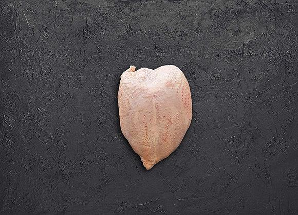 Στήθος Κοτόπουλου με Οστό