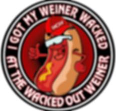 Wacked Out Weiner Logo