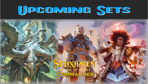 Strixhaven Commander - Sneak Peek!