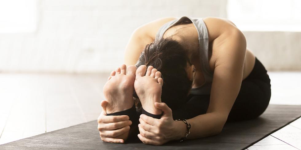 Atelier Yoga thérapie - Dos- Bas du Dos