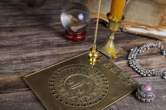 Fortelling-Future pendule