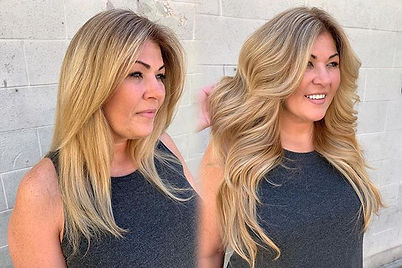"""✨Sometimes we just need to be extra✨ using _bellamihairpro 20"""" extensions _waterfallbeaded"""