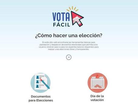 «Lanzan web para capacitar a los colombianos sobre procesos electorales» – El Tiempo