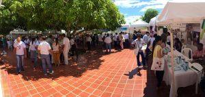 Feria de pequenos productores