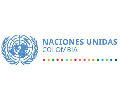 Comunicado del Sistema de las Naciones Unidas en Colombia
