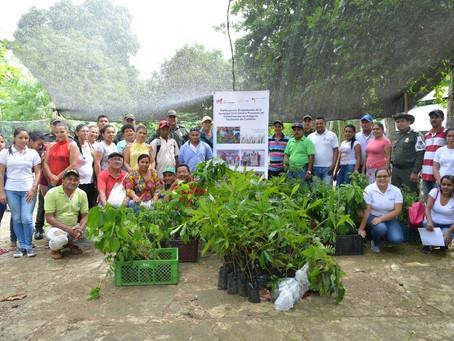 Comunidad de San Juan de Nepomuceno lanza iniciativa de paz