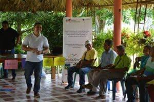 Avanza la Transformación Territorial en Sucre