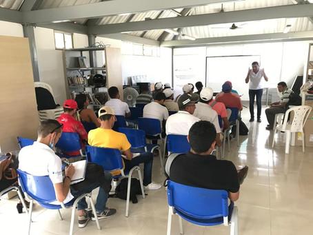 Sociedad Civil y Administraciones Municipales de Montes de María trabajan conjuntamente en los Plane