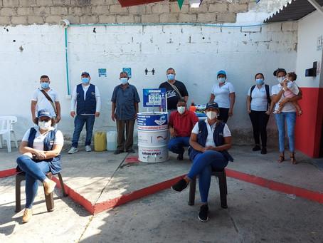 """Con cinco municipios sensibilizados, finaliza en el departamento de Bolívar, la campaña """"Por la salu"""