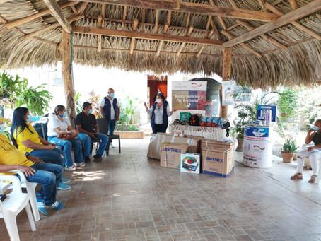 Apoyamos a Artesapaz, un emprendimiento que teje paz en San Jacinto, Bolívar