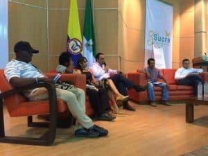 Dialogo Organizaciones Sociales y Autoridades Gubernamentales Sucre - Nov 2017