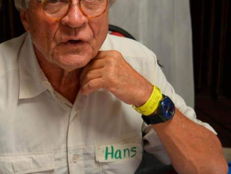 Hans Blumenthal, el alemán del premio de paz