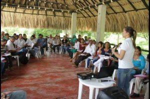 Organizaciones de Montes de María se fortalecen