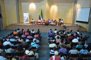 """Foro """"Ciudadanía Activa, Cooperación entre el Estado y la Sociedad Civil para la Paz Territorial: Co"""