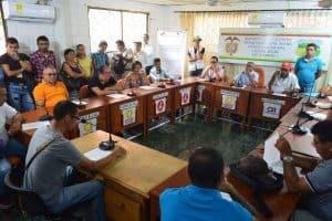 Organizaciones Sociales Presentan Propuestas a Concejos y Alcaldías Municipales