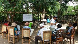 Comunidades Rurales del Magdalena se Fortalecen